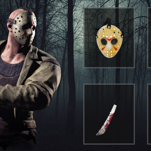 Make Your Own Jason Voorhees Costume To Look Awesome