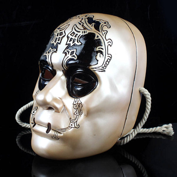 """Harry Potter"" Death Eater Theme Costume Resin Mask"