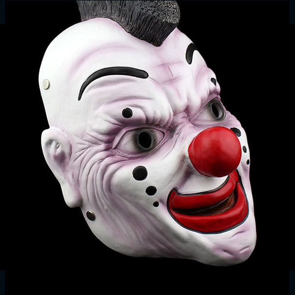 "Band ""Slipknot"" Theme Costume Resin Mask-B"