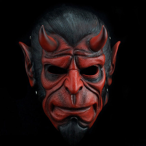 "Movie ""Hellboy"" Theme Costume Resin Mask"