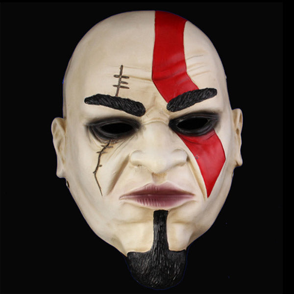 "Game ""God of War Return"" Theme Costume Resin Mask-A"