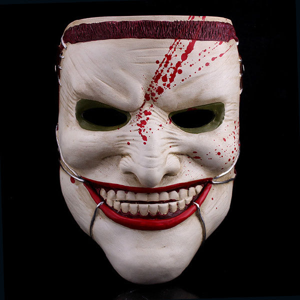 "Comic ""Death of the Family"" Theme Costume Resin Mask"