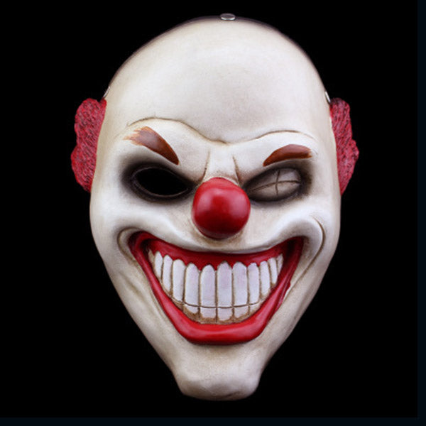 "Game ""Payday2"" Sweet Tooth Theme Costume Resin Mask"