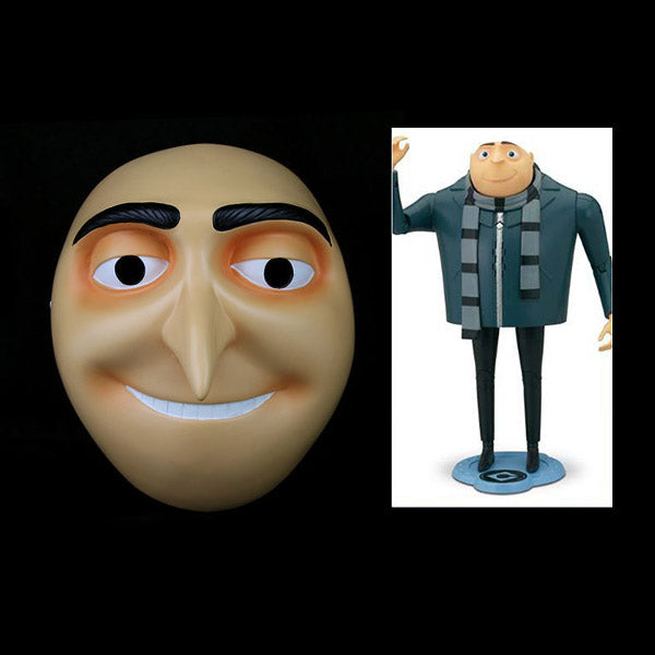 "Movie ""Despicable Me"" Theme Costume Resin Mask"