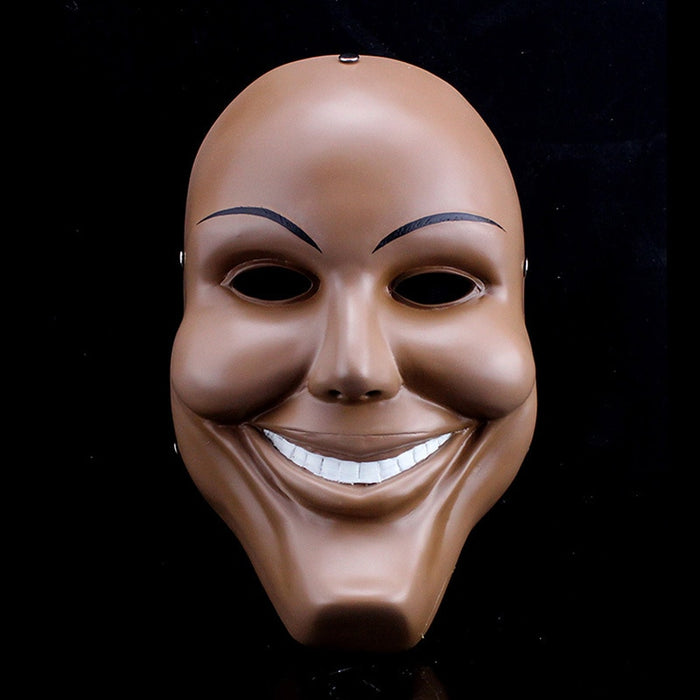 The Purge - Resin Smile Face Masks