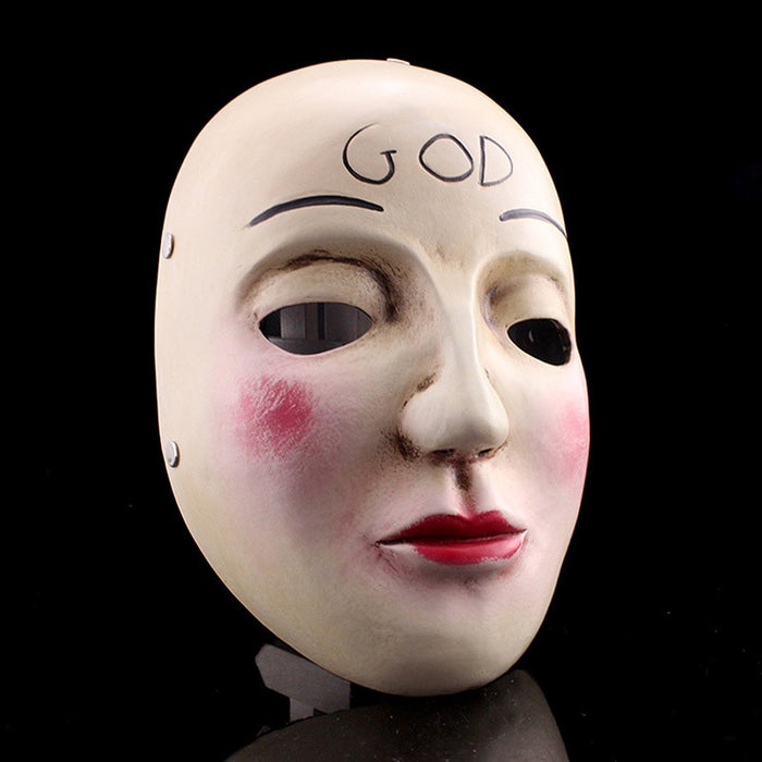 The Purge Anarchy - Resin GOD Masks