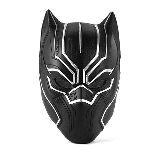 """Black Panther"" Theme Costume Resin Mask"