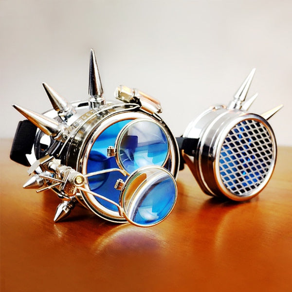 Steampunk MigPower Goggles