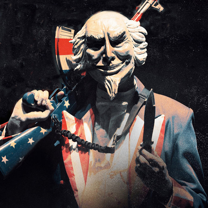 The Purge Election Year - High-grade Resin Uncle Sam Mask