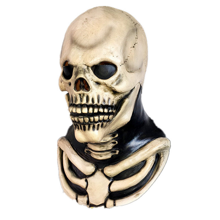 Full Head Skull Scary Latex Mask