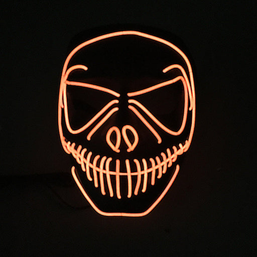 Devil - Scary Clown Skull LED Masks
