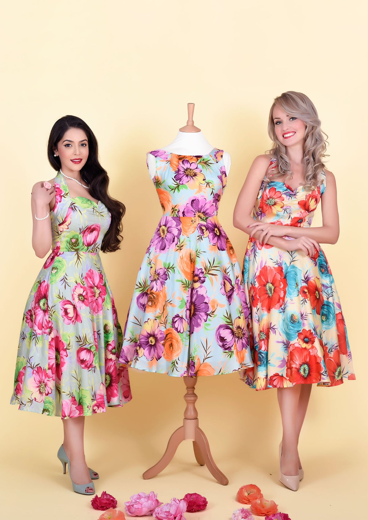 Riviera Blooms Collection