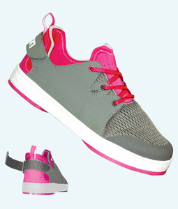 "Women's NeoSport Charcoal/Pink with 1/16"" Split Slider (RH)"