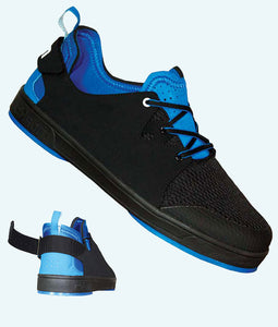 "Men's NeoSport Black/Blue 1/16"" Split Slider (RH)"