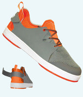 "Men's NeoSport Charcoal/Orange 1/16"" Split Slider (RH)"