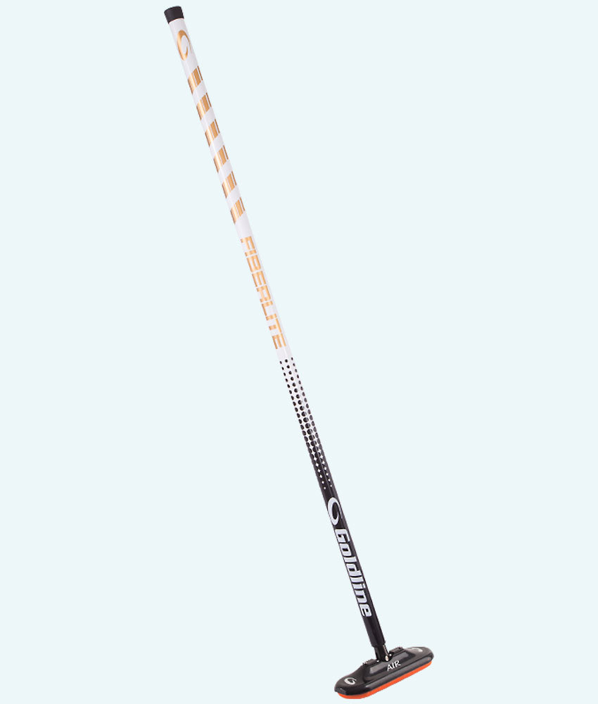 Fiberlite Air Broom - White Gold