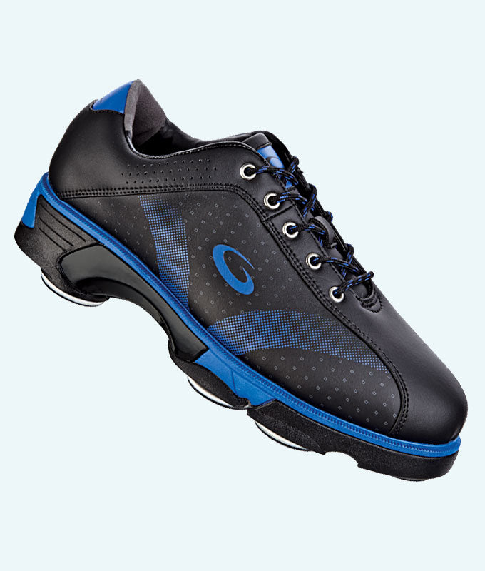 Women's Quantum E Curling Shoes with Double Grippers
