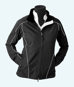 Men's Maritz Soft-Shell Curling Jacket