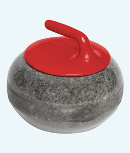 Miniature Granite Curling Rock