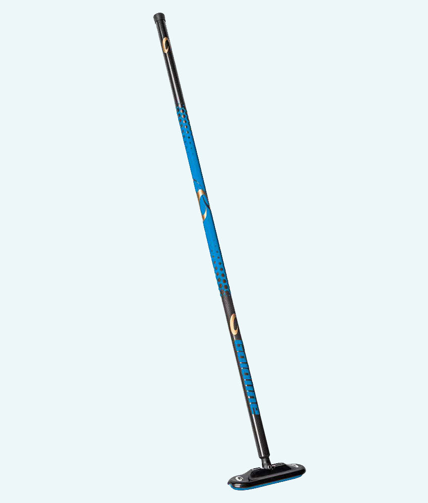 Carbon Fiber Air Broom - Blue