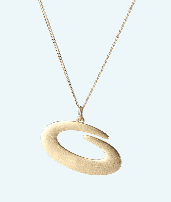 Goldline Goosh Necklace