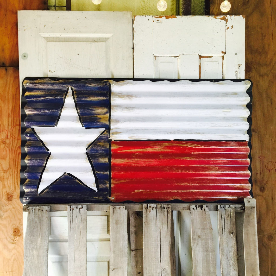 Texas Flag - Large