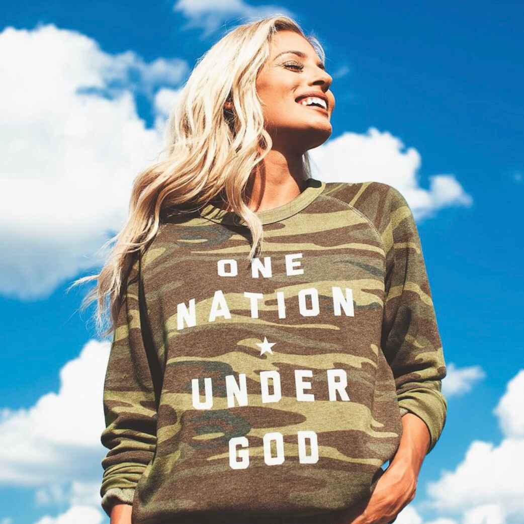One Nation Under GOD - Sweatshirt