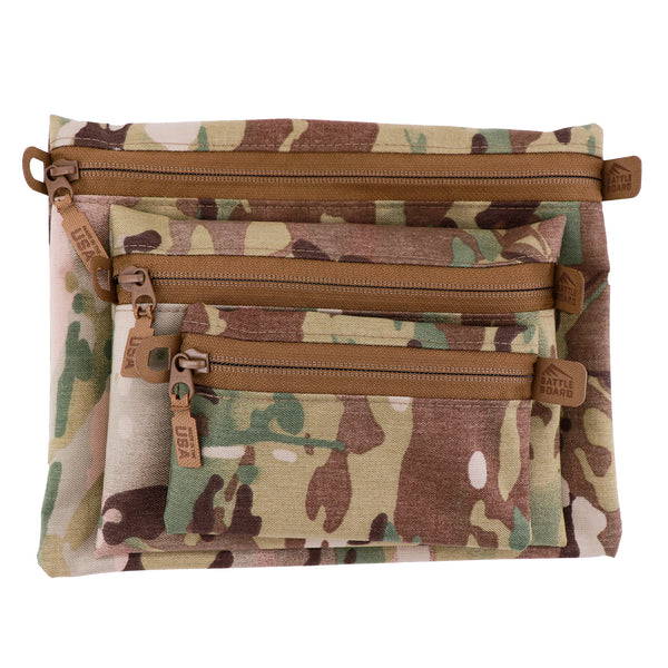 Tactical Zip Pouches