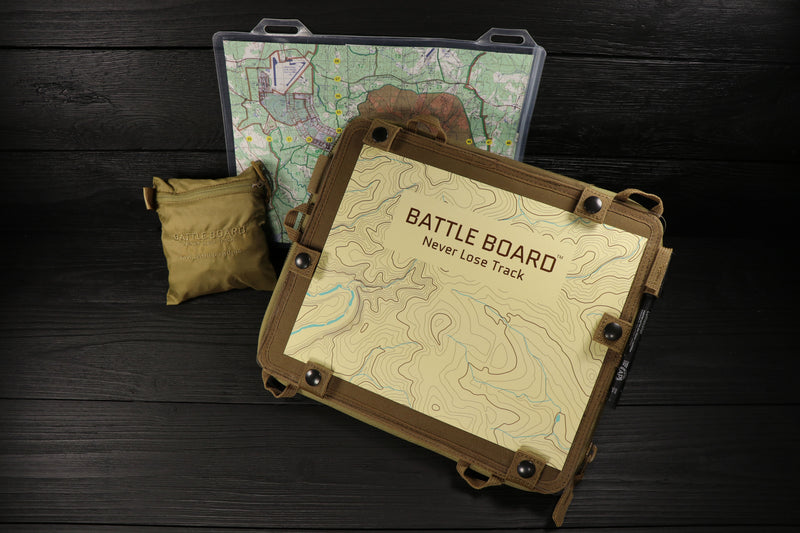 Battle Board Expedition Red
