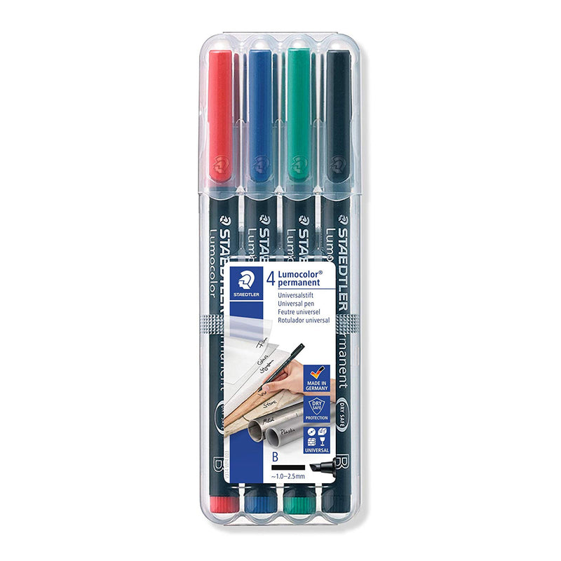 Lumocolor® Permanent Markers