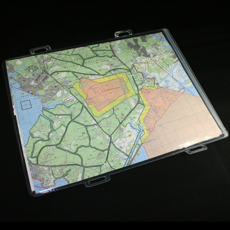 Waterproof Map Pouch