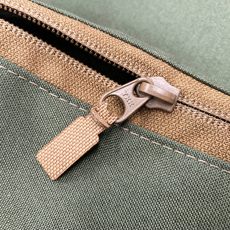 Laser-cut Zipper Pulls