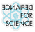 Defiance for Science vinyl sticker