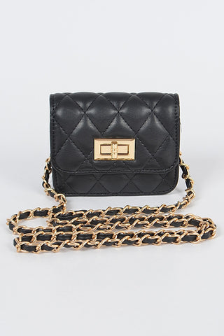 Keep It Cute Crossbody Mini Bag