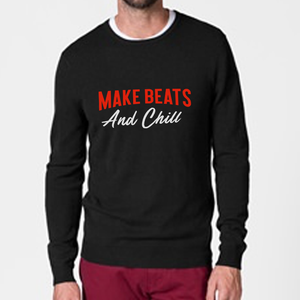 Make beats and chill - Sweatshirt