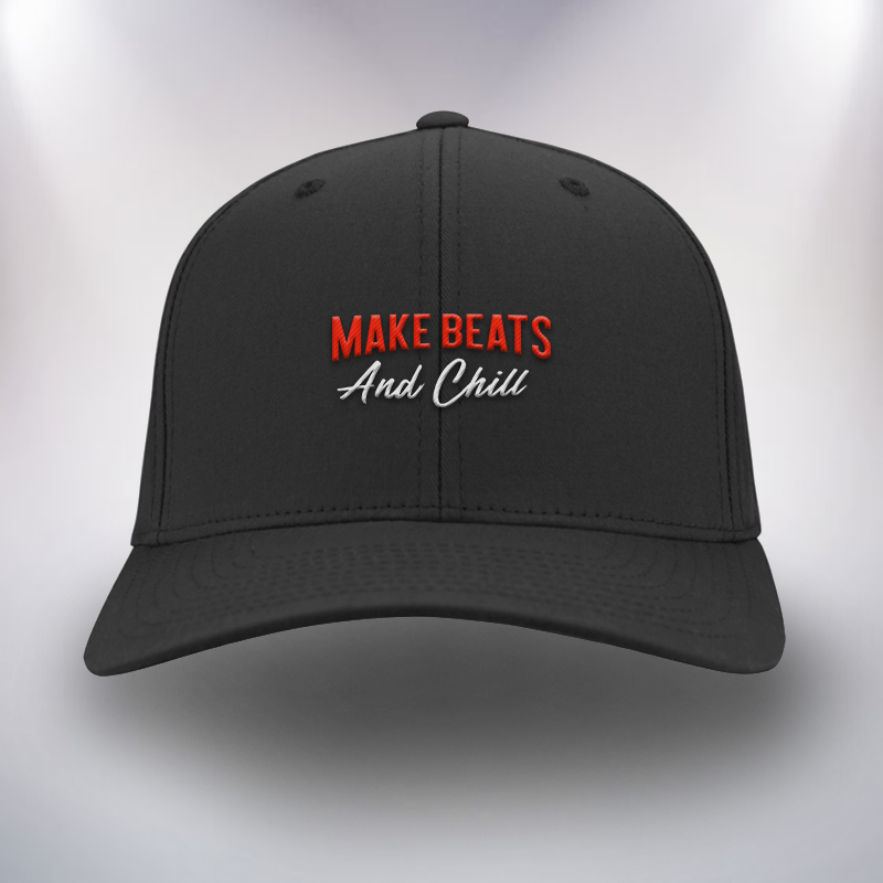 Make beats and chill - Dad hat