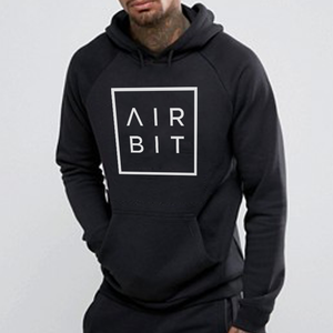 Airbit square - Hooded Sweatshirt