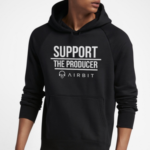 Support the producer - Hooded Sweatshirt