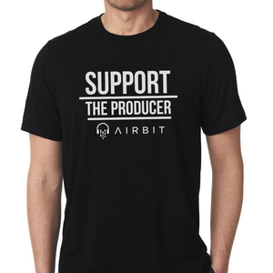 Support The Producer Short sleeve t-shirt