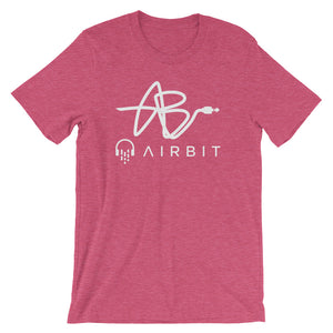 Cable Airbit - Short-Sleeve Unisex T-Shirt