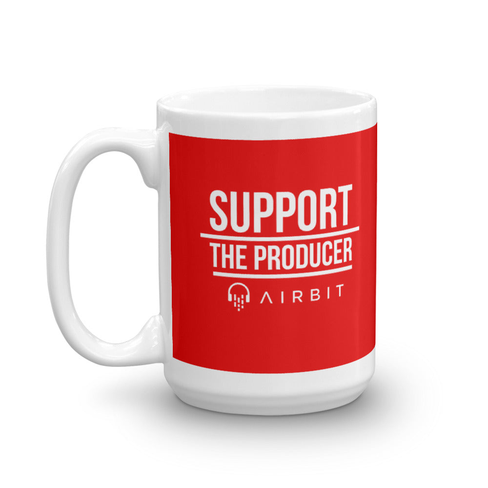 Airbit - Support the producer - Mug
