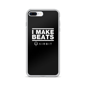 I make beats - iPhone Case