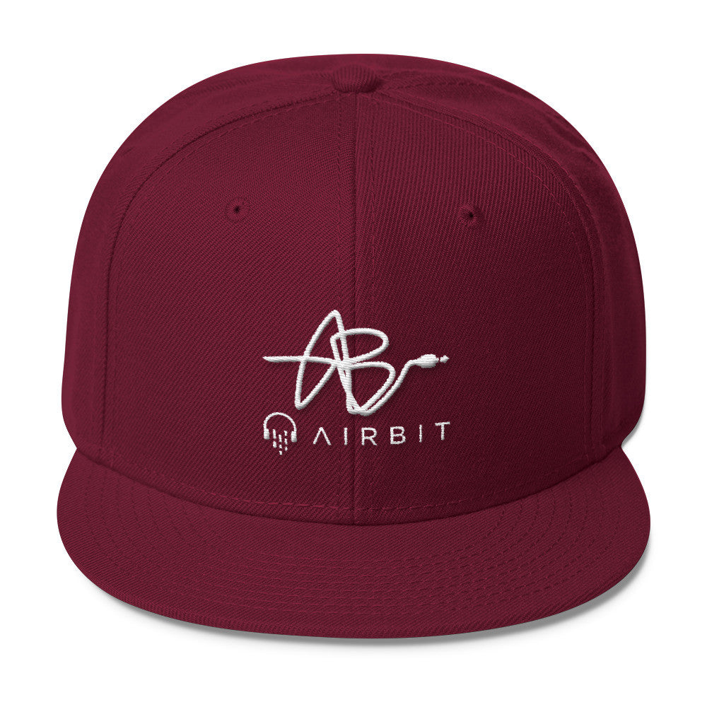 Airbit Cable Wool Blend Snapback