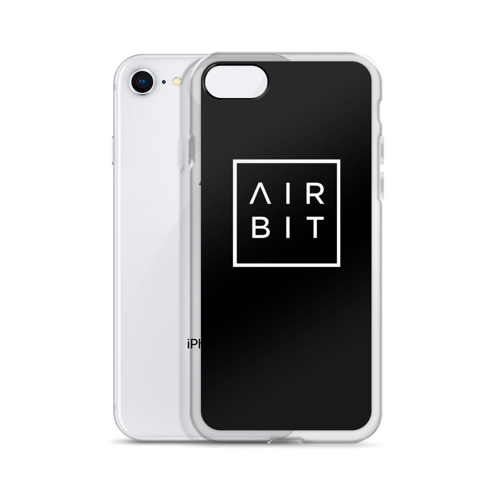 Airbit square logo - iPhone Case