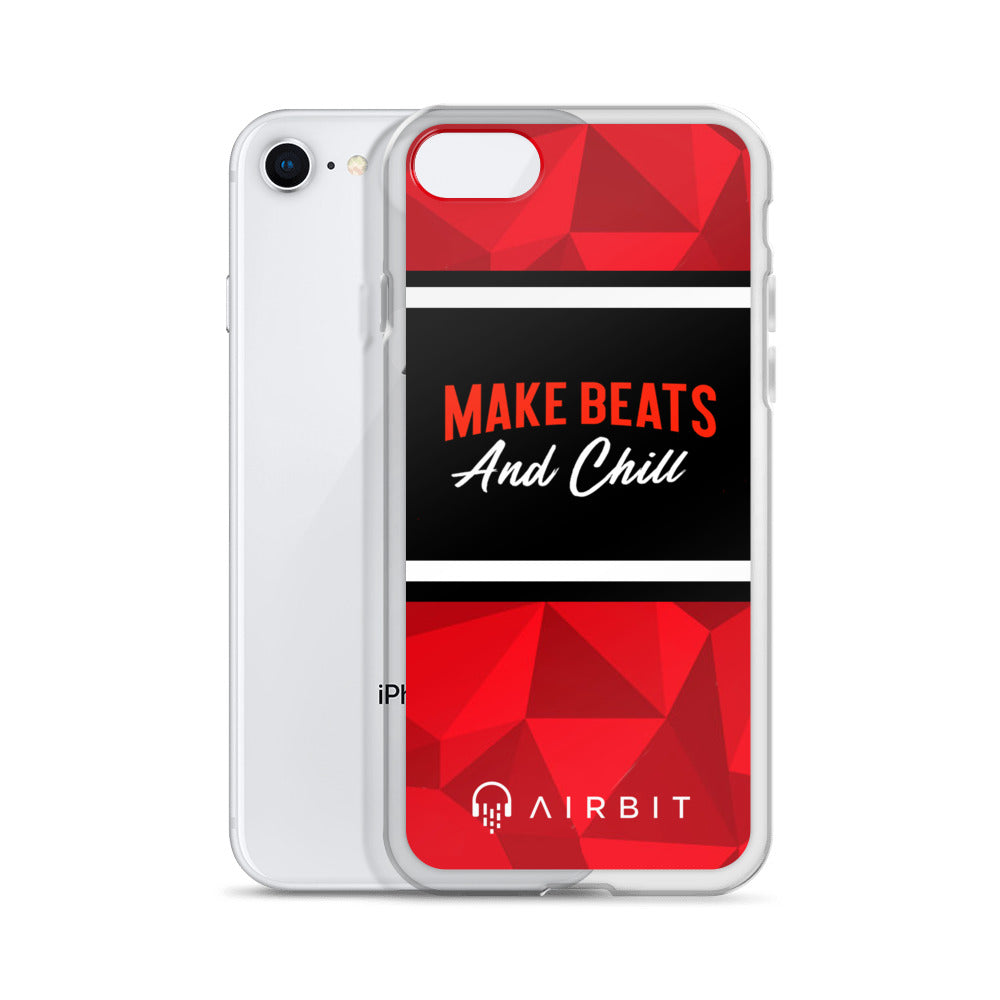 Airbit - Make beats and chill iPhone Case
