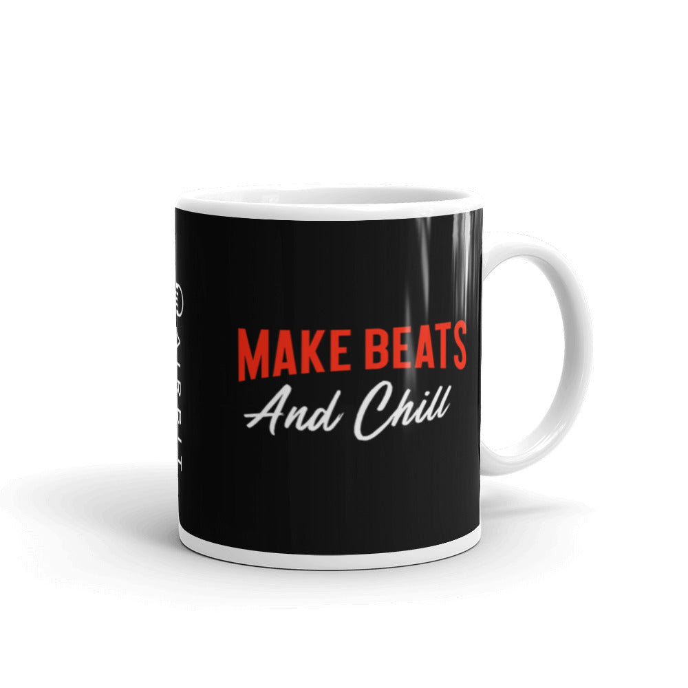 Make beats and chill - Mug