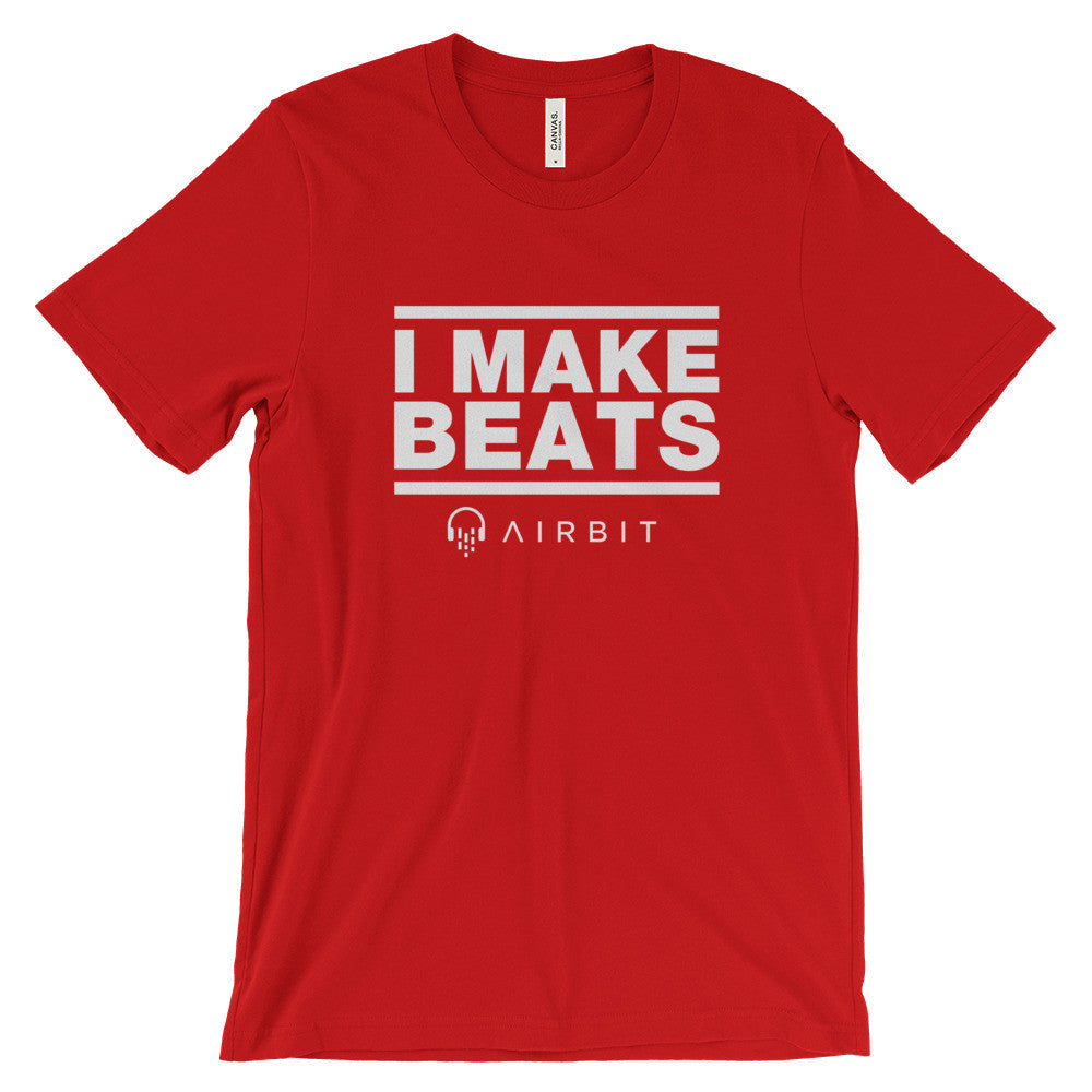 I Make Beats Unisex short sleeve t-shirt