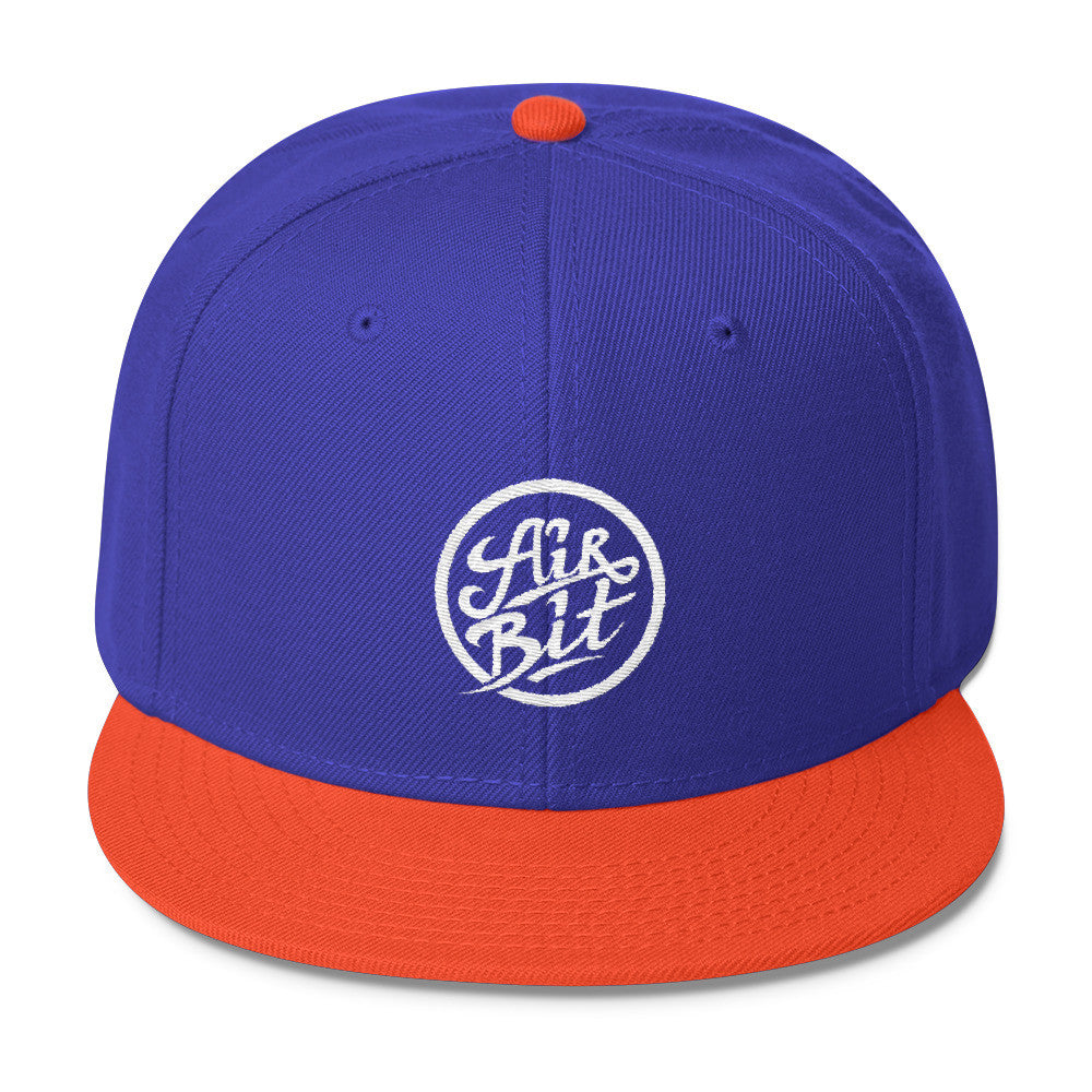 Airbit World Wool Blend Snapback