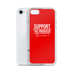 Airbit - Support the producer - iPhone Case