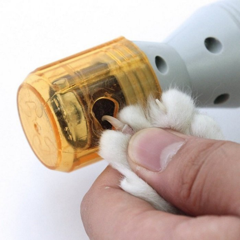 Painless Pet Nail Clipper